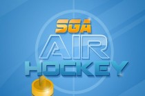 SGA Air Hockey - Zrzut ekranu