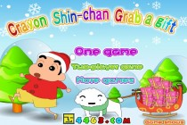 Crayon Shin-Chan Grab Gift - Zrzut ekranu