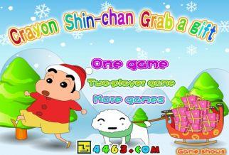 Graj w Crayon Shin-Chan Grab Gift