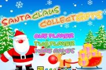 Santa Claus Collect Gifts - Zrzut ekranu