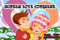 Winter Love Conquest - Zrzut ekranu