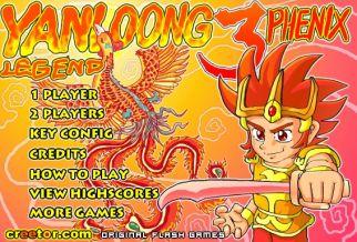 Graj w Legenda Yan Loong 3: Feniks
