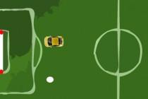 Auto-Goal Game - Zrzut ekranu