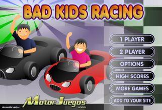 Graj w Bad Kids Racing