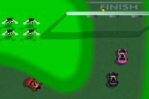 Bad Kids Racing - Zrzut ekranu