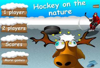 Graj w Hockey on The Nature
