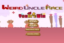 Weird Uncle Race - Zrzut ekranu