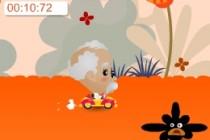 Weird Uncle Race - Zrzut ekranu