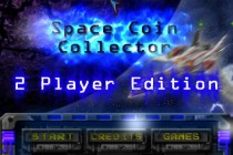Space Coin Collector: 2 Player Edition - Zrzut ekranu