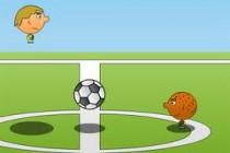 1 on 1 Soccer - Zrzut ekranu