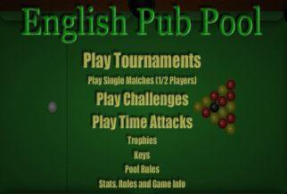 Graj w English Pub Pool