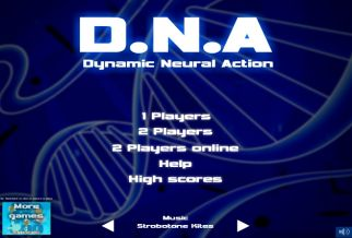 Graj w D.N.A Dynamic Neural Action