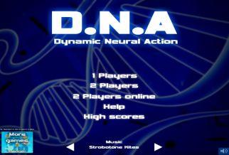 Graj w D.N.A Dynamic Neural Action