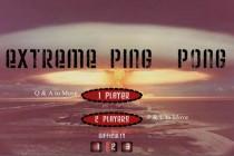 Extreme Ping Pong - Zrzut ekranu