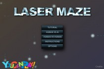 Laser Maze - Zrzut ekranu