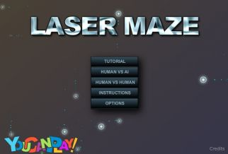 Graj w Laser Maze