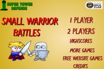Small Warrior Battles - Zrzut ekranu