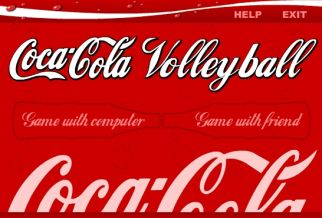 Graj w Coca-Cola Volleyball