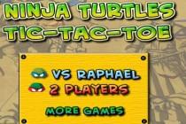 Ninja Turtles Tic-Tac-Toe - Zrzut ekranu