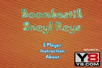 Boombastik Sneyl Reys - Zrzut ekranu