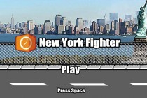 New York Fighter - Zrzut ekranu