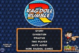 Graj w Ragdoll Rumble