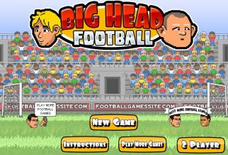 Graj w Big Head Football
