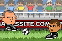 Big Head Football - Zrzut ekranu