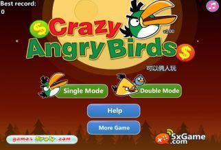 Graj w Crazy Angry Birds