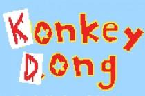 Konkey Dong - Zrzut ekranu