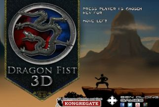 Graj w Dragon Fist 3D
