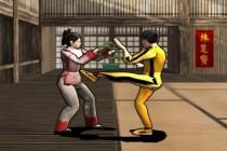 Dragon Fist 3D - Zrzut ekranu