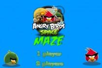 Angry Birds Space Maze - Zrzut ekranu