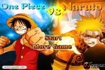 One Piece vs Naruto - Zrzut ekranu