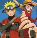 One Piece vs Naruto
