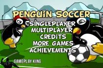 Penguin Soccer - Zrzut ekranu