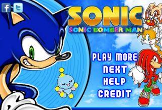 Graj w Sonic Bomber Man