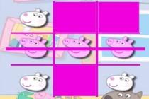 Peppa Pig Tic-Tac-Toe - Zrzut ekranu