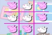 Peppa Pig Tic-Tac-Toe