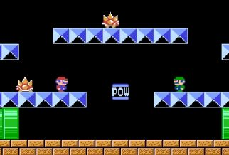 Graj w Mario Bros