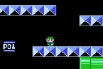 Mario Bros - Zrzut ekranu