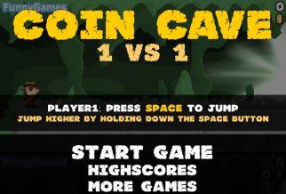 Graj w Coin Cave