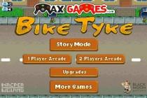 Bike Tyke - Zrzut ekranu