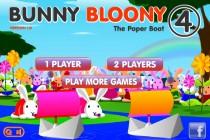 Bunny Bloony 4: The Paper Boat - Zrzut ekranu
