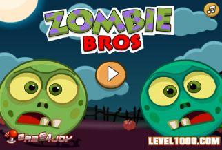 Graj w Zombie Bros