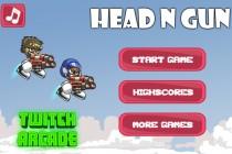 Head N Gun - Zrzut ekranu