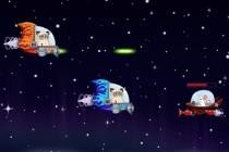 Galactic Cats - Zrzut ekranu