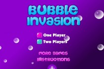Bubble Invasion - Zrzut ekranu