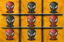 Tic-Tac-Toe: Spider-Man