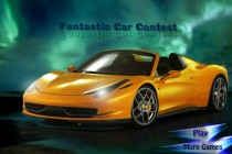 Fantastic Car Contest - Zrzut ekranu
